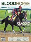 2017 May 6th Blood Horse Magazine CLASSIC EMPIRE on cover
