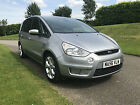 Ford S MAX 20TDCi  140ps  20065MY Titanium