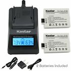 LP E5 Battery  LCD1 Fast Charger for Canon EOS 450D 500D 1000D Kiss F X2 X3