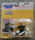TOM BARRASSO Pittsburgh Penguins 1996 NHL Starting Lineup Goalie