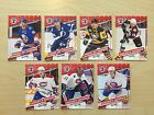 2017 National Hockey Card Day Canada Lot of 7 Cards - Fresh From Packs