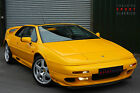Lotus Esprit 35 V8 1996 22000 miles Mustard Yellow Grey Leather FSH