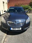 LARGER PHOTOS: 2011 vauxhall insignia 2.0tdci sports tourer estate diesel full service history