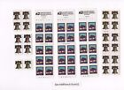 Discount Postage Stamp Combos Enough to Mail 30 Two Ounce Letters FV  2100