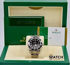 Unworn Rolex Sea Dweller 116600 40mm SS Full Stickers Complete Set Discontinued