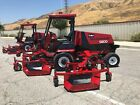 TORO 580D GROUND MASTER 2004 EX CALIFORNIA CITY TRACTOR LOW HOURS VERY CLEAN RUS
