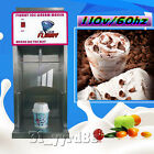Fixed Speed Commercial 110v 220v Electric Soft Ice Cream Flurry Maker