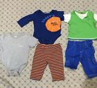 Baby Boys Clothes Lot of 5 size 3 6 months