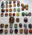 Vintage Marbles Lot/ Germans/Akro Agate/Peltier/Vitro/And Much More