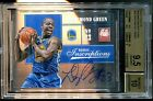 DRAYMOND GREEN 2012-13 NBA Elite RC Inscriptions AUTO BGS Gem Mint 9.5 10