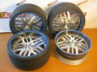 BMW 750 ASANTI WHEELS 22 2002 2003 2004 2005 2006 2007 2008 745 7 SERIES OEM