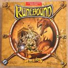 RuneBound 2nd edition by Martin Wallace - used condition, amazing game!
