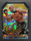 2011 Topps UFC Randy Couture Atomic Refractor Autograph IP Auto MMA Card