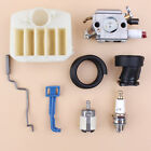 Carburetor Air Filter Intake Choke Throttle Rod Kit For HUSQVARNA 340 345 346XP