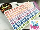 PP228 Small Icons Life Planner Stickers for Erin Condren 126pcs BUY2GET1FREE