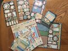 GRAPHIC 45 HOME SWEET HOME Full Collection 12x12 PAPER 2 OF EACH DESIGN