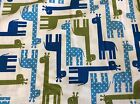 Robert Kaufman-urban Zoology Collection By Ann Kelle- Various Fabrics- Bty