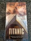 Titanic DiCaprio Winslet Cameron THX Mastered VHS Movie New Factory Sealed