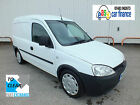 2005 VAUXHALL COMBO VAN 17 CDTI TURBO DIESEL PX TO CLEAR