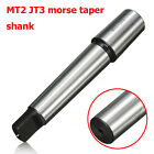 MT2 TO 3JT Morse Taper Reducing Reduction Adapter Drill Chuck Sleeve Arbor Shank