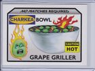 2017 Topps Jay Lynch GPK Wacky Packages Tribute Set 16