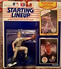 Lot of (2) - Mark McGwire Starting Lineup 1990 and 1993 Edition Baseball - NMt/M