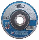 Tyrolit 41 Cutting Disc Dimensions x 1.6 x 22.23 Weave Straight Connector, pack