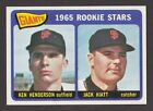Top 10 Baseball Rookie Cards of the 1960s 20