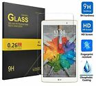 Screen Protector for LG G PAD X 8.0 Tblet 9H Hardness HD Clear Tempered Glass