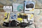 Nikon D D7000 162MP Digital SLR Camera Black Kit w Sigma 28 200mm Lens