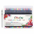 Markers Pen Soft Brush 20 Watercolor Graffiti Art Sketch +A Water Coloring Brush