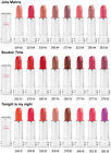 LANCOME ROUGE IN LOVE LIPSTICK - CHOOSE YOUR COLOR - 4.2 ML