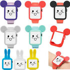 New Cute Cartoon Mickey Mouse Ears Soft TPU Protective Case For Apple Watch 1 2