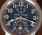 Ulysse Nardin Marine Chronometer 1846 with box and papers COSC