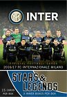2016-17 Epoch FC Internazionale Milano STARS&LEGENDS Soccer 12-Box Hobby Case