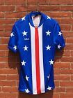 Vintage Italian Tommaso USA Lemond Phinney Roll Hampsten Cycling Jersey