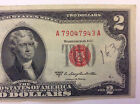1953 C $2 Red Seal Note