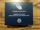 2016 W American Eagle One Ounce Silver Proof Coin