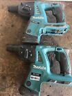 2 Makita's  BHR262 36v Sds cordless combi hammer drill Bodies Only