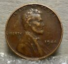 1944-P Circulated Lincoln Cent - No reserve