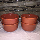 4 Fiesta Paprika Gusto Bowls, ***New With Tag***