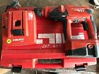 Hilti sds hammer drill 24v 1 batterys and charger TE 2-A