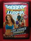 THE BIGGEST LOSER THE WORKOUT LAST CHANCE WORKOUT DVD NEW SEALED   P