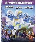 3-MOVIE COLLECTION SMURFS THE LOST VILLAGE+THE SMURFS+THE SMURFS 2(BLU-RAY+DIGI)