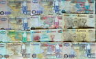 12 Banknotes from Zambia