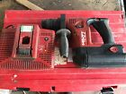 HILTI TE 6-A 36 V CORDLESS HAMMER DRILL with charger, 1 battery and carry case