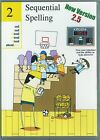 Volume 2 Sequential Spelling DVD ROM NEW Version 25 Classic Series 2014