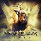 PRIDE OF LIONS Fearless with Bonus Track JAPAN CD