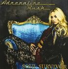 ADRENALINE RUSH Soul Survivor with Bonus Track JAPAN CD