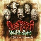 LORDI Monstereophonic Theaterror vs Demonarchy JAPAN CD